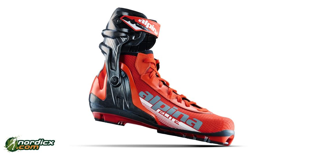 ALPINA ESK Summer NNN Skate Carbon - Alpina skate ski boots