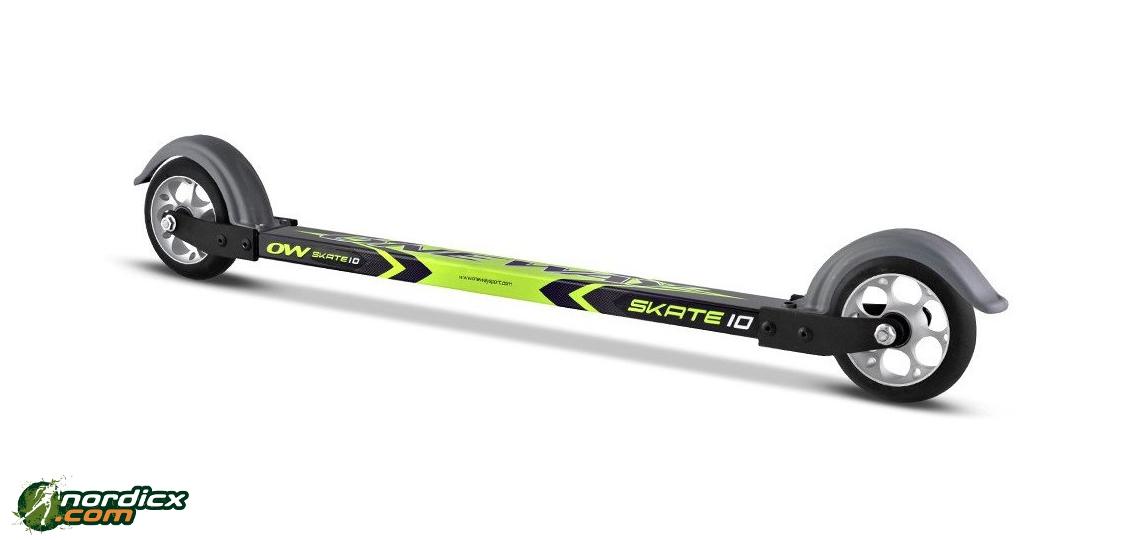 ONE WAY Skate 10 Pro Roller Skis
