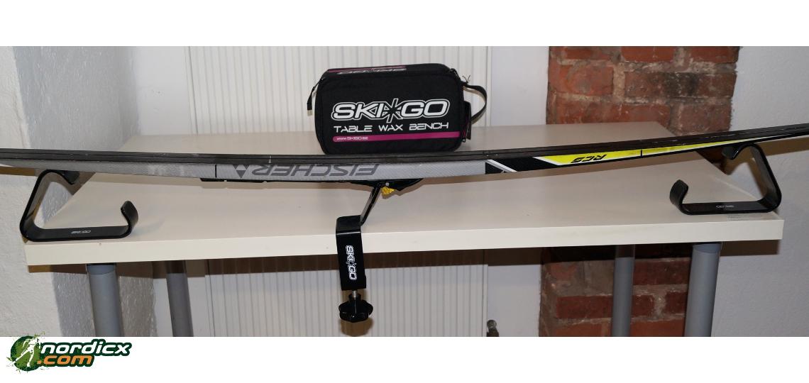 ski wax machine