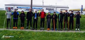 Skiroller- und Nordic Cross-Skating Kurswochenende 2018
