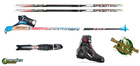 XC-Ski bundle incl. boots