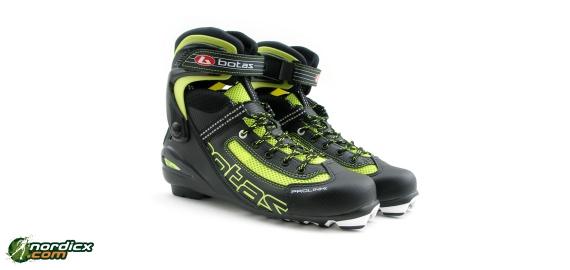 BOTAS Roller-Ski Boots Skate Prolink NNN