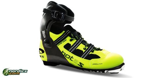 BOTAS Rollerski Summer Boots Skate Carbon Prolink NNN