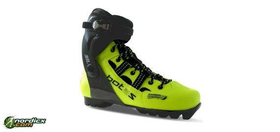 BOTAS Skiroller-Schuhe Skate Carbon SNS