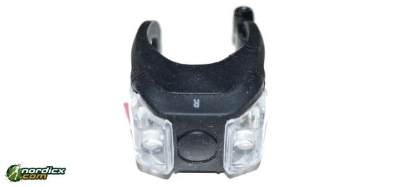LED-Licht Skirollerbremse