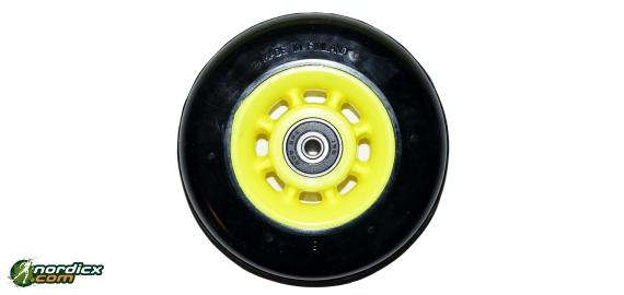 MARWE Wheel Skate 100mm x 25mm complete US6, US7, US8