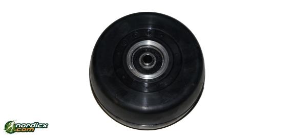 MARWE Ersatzrad Rolle Klassik mit Rücklaufsperre (80x40mm) 6CS