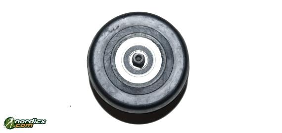 NORDICX Roller-Ski Classic Wheel Junior (70x38mm) incl. locking
