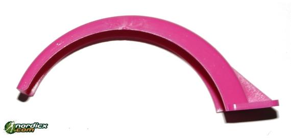 NORDICX Spritzschutz Skate 100mm mittel pink