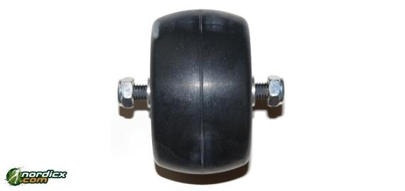 SKIGO Classic Wheel 70x43,5mm incl. reverse lock