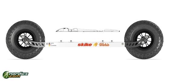 SKIKE R9 Wahia 200