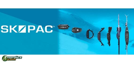 SKIPAC multifunctional nordic ski bag