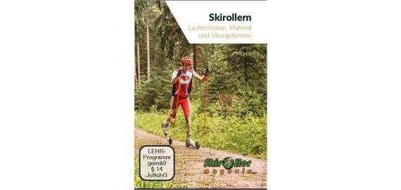 Skiroller Lehr-DVD