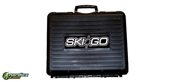 SKIGO Wachskoffer
