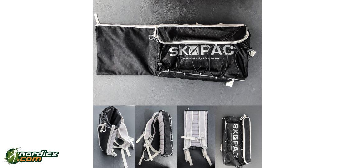 84f14b3430 SKIPAC Rollerski Bag