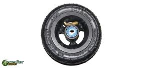 125mm Skiroller/Rollski Luft-Rad