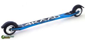 4KAAD Skate V10 Carbon Skiroller / Rollski