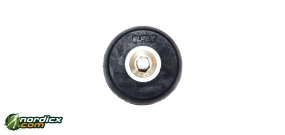 ELPEX rollerski classic wheel complete (70x40mm) slow / extra slow