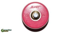 ELPEX Skirollerrad Klassik komplett PU (70x40mm)