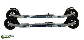 Skirollertest Elpex Offroad mit NNN Bindung