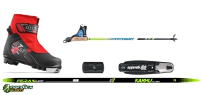 XC-Ski bundle Kids