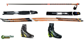 XC-Ski bundle KLINGENTHAL World Cup Skate