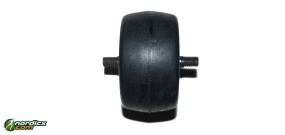 NORDICX Roller-Ski Classic Wheel Junior (70x38mm) incl. locking