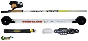 NORDICX Skirollerset Klassik