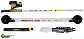 NORDICX Roller Ski Bundle Classic