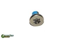 Powerslide screw for two-piece aluminum rim