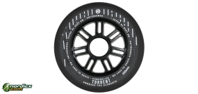 POWERSLIDE Torrent 100mm Race Wheel Rain