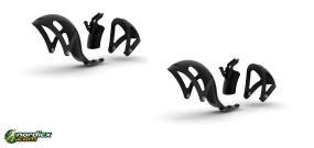 SKIKE Spritzschutz Set (2 x vorn, 2 x mitte, 2 x hinten)