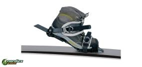 Skilanglauf Touren-Bindung