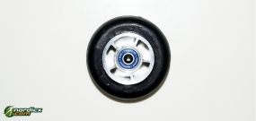 rollerski classic wheel (80x38mm) incl. reverse lock