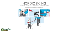 SWIX Ski Pilot Zug- und Stabilisierungsseil