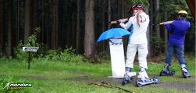 Sommer-Biathlon Kurs in Klingenthal