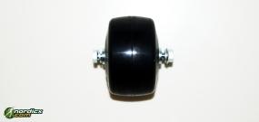 SweNor Skirollerrad Klassik 70x45mm