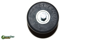 SweNor Tristar back wheel incl. locking 65x40mm