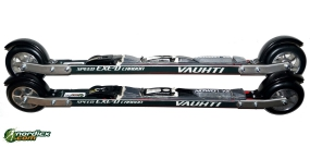Skirollertest Vauhti Skate Exceed Carbon