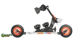 Testskate Skike V9 Fire 150