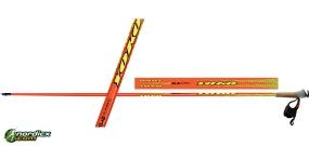 YOKO Rollerski Poles 8100 (100% HM-Carbon)