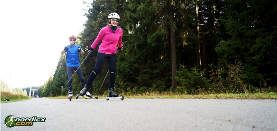 Second Hand Roller-Skis